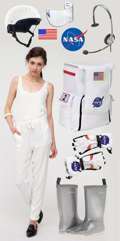 Astronaut Costume Popsugar Tech