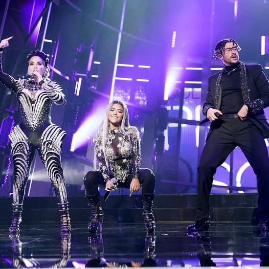 Bad Bunny's Performance at 2020 Billboard Music Awards Video