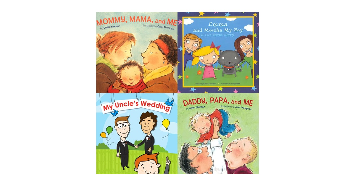 Books on same sex marriages