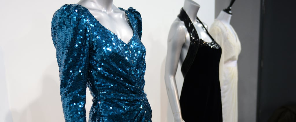 Princess Diana's Catherine Walker Dress Up For Auction