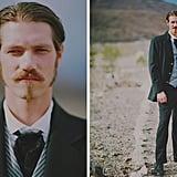 Victorian-Inspired Tuxedo