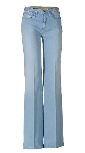 I'm pining for a good pair of wide-leg jeans, and these Twenty8twelve Light Blue Bootcut Celine Jeans ($89, originally $295) are the perfect color, silhouette, and price!