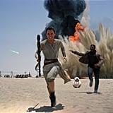 Luke Skywalker Is Her Father