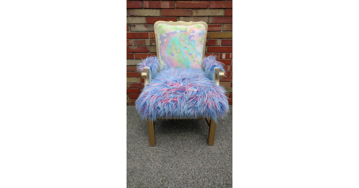 Unicorn Accent Chair 595 Unicorn Products On Etsy