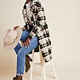 Dean Plaid Coat