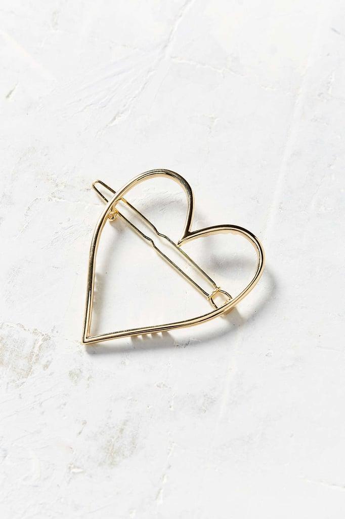 Love Hair Pin ($12)