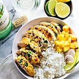 Chili Lime Mango Marinated Chicken