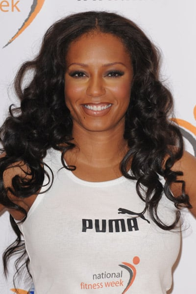 Do You Prefer Mel B's Hair Straight, Curly or Wavy?
