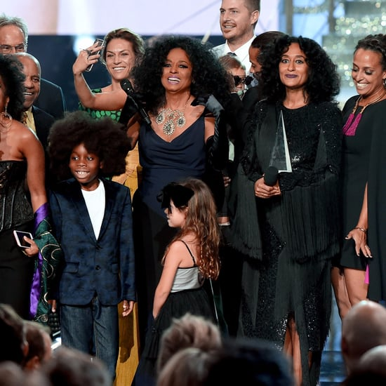Diana Ross's Acceptance Speech at 2017 American Music Awards