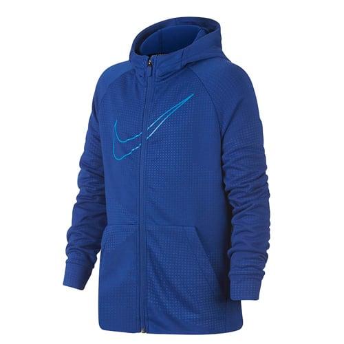 Boys' Nike Dry Legacy Full-Zip Hoodie