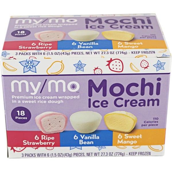 Best Costco Frozen Food: My/Mo Mochi Ice Cream ($13)