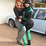 Kim Possible and Shego