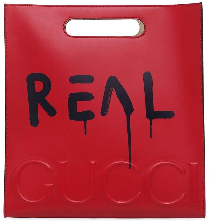 692d6a1f8a2 A Similar Gucci Ghost Tote Bag