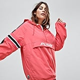 Puma Wind Breaker in Pink