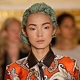 The Colorful Pomade at Thakoon