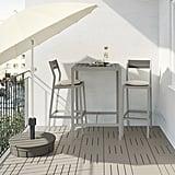Själland Bar Table With 2 Bar Stools