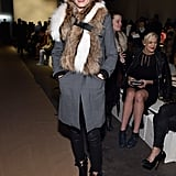 Olivia Palermo at NYFW
