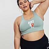 Nike Rebel Swoosh JDI Bra Plus