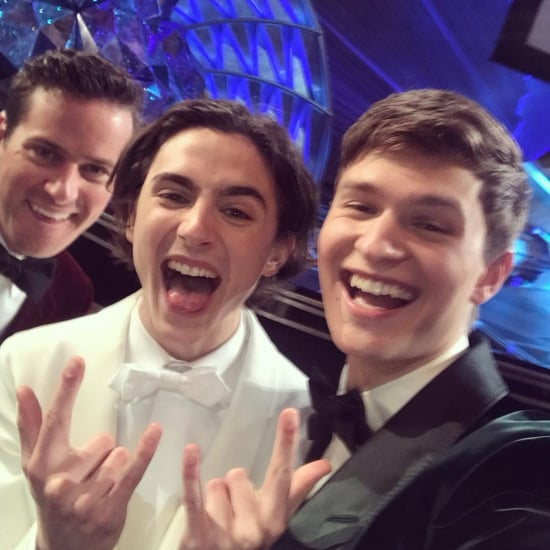 Are Timothée Chalamet and Ansel Elgort Friends?