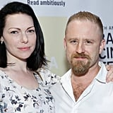 Ben Foster and Laura Prepon at BAM Cinema Fest June 2018