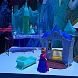 Mattel Elsa's Ice Castle Play Set