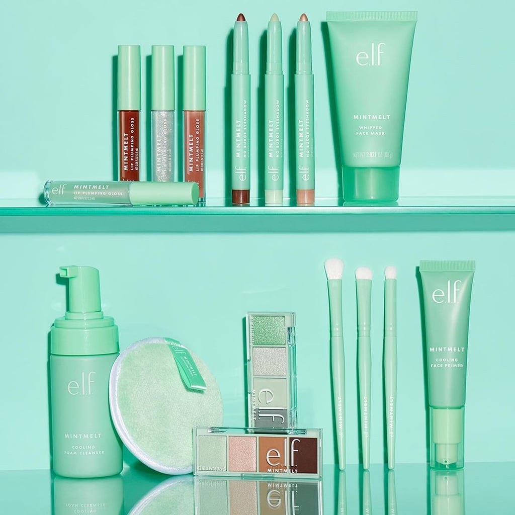 Mint Beauty Products from Elf Cosmetics