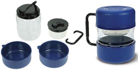 Portable Food Storage for Dog Food
