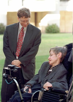 Stephen Hawking Is Very Ill
