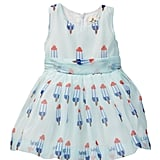 Doe a Dear Popsicle-Print A-Line Dress