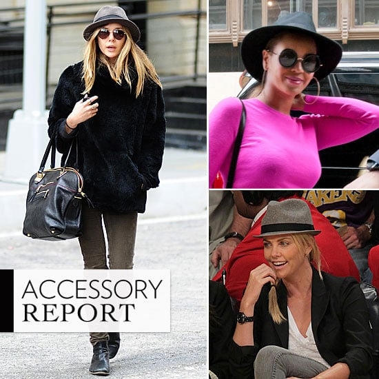 Celebrities Hat Up! Invest In a Felt Topper This Season Like Beyonce, Jessica Alba, Miranda Kerr & more