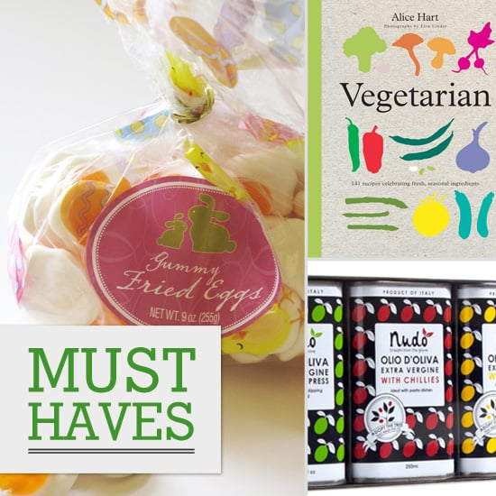 Best Food Products For April 2012
