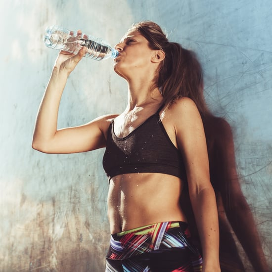 How Much Water You Really Need to Drink During a Long Run