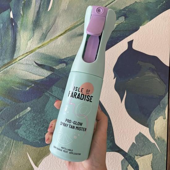 Isle of Paradise's New Spray Tan Bottle Is Thanks to TikTok