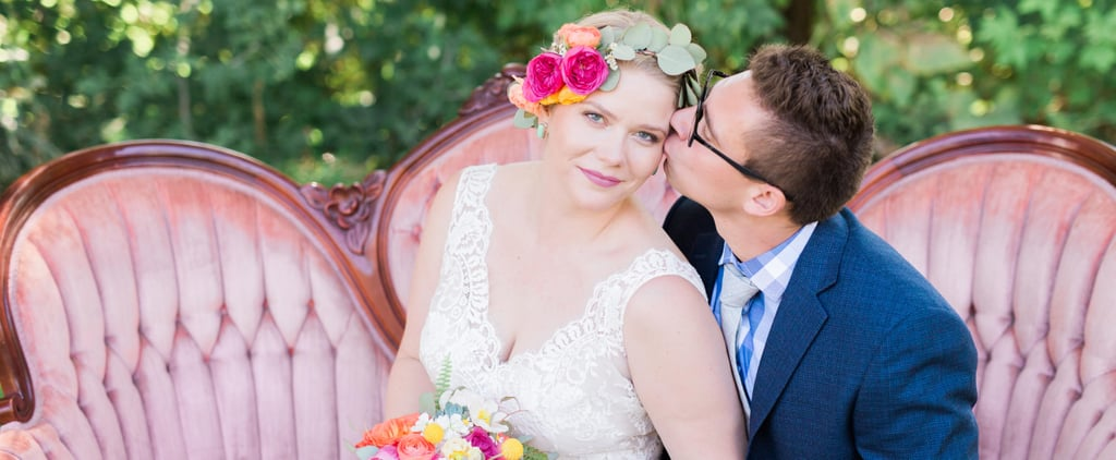 The Pretty Elements That Make This Wedding Picture-Perfect Also Give Back to Charity