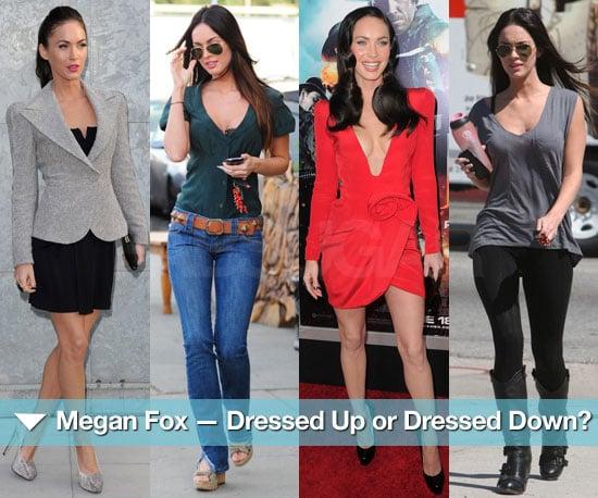 Megan Fox Style 2010-09-28 04:00:04