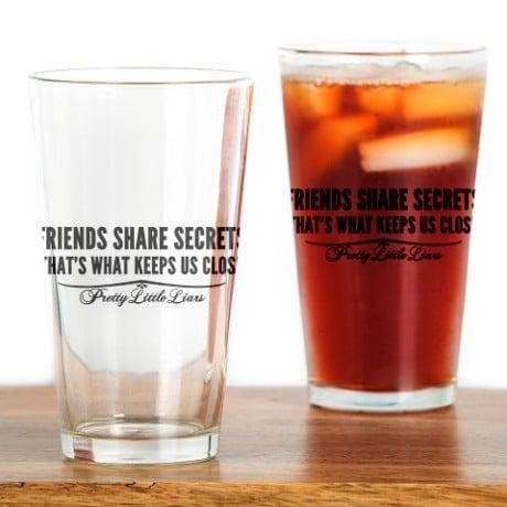 Drinking Glass ($13)