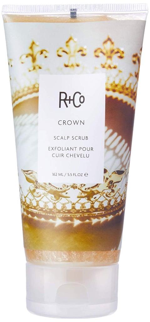 Best Scalp Scrub: R+Co Crown Scalp Scrub