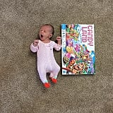 Baby vs. Candy Land.