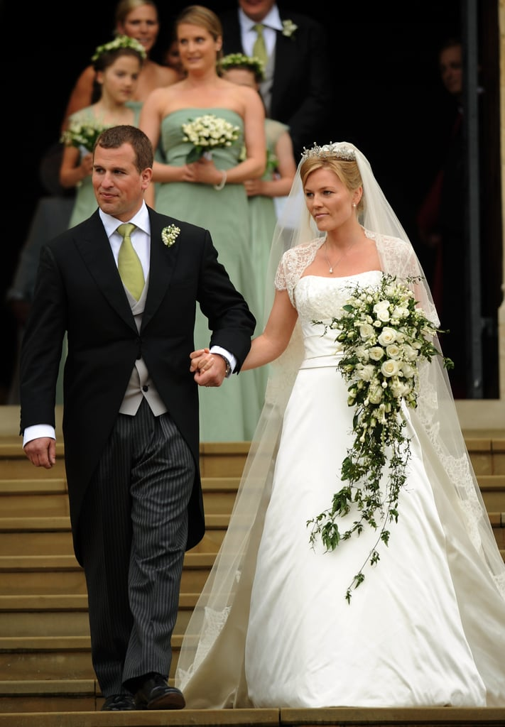Peter Phillips married Autumn Kelly