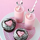 Sweat Heart Cupcakes