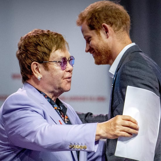 Elton John's Quotes About Prince Harry Suing British Press