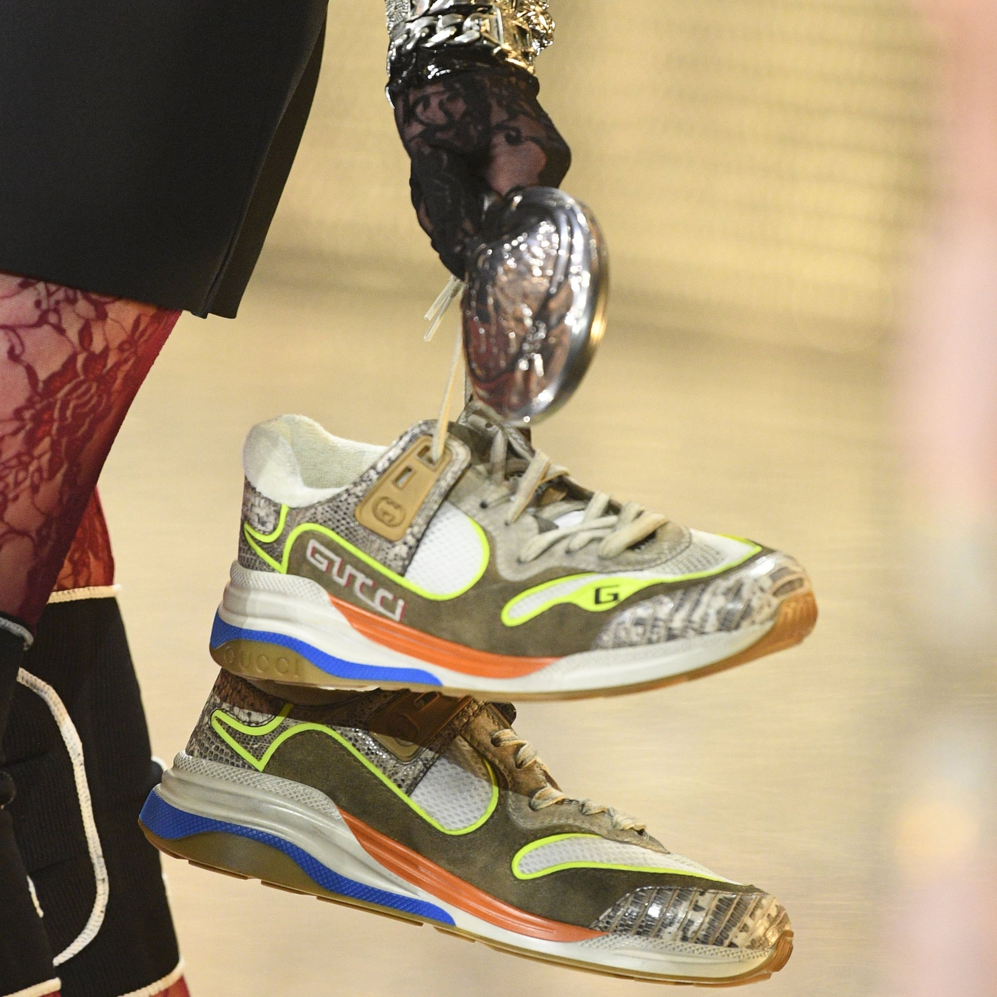Gucci Sneakers Fall 2019 | POPSUGAR Fashion