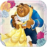 Beauty and the Beast Dream Big Paper Plates