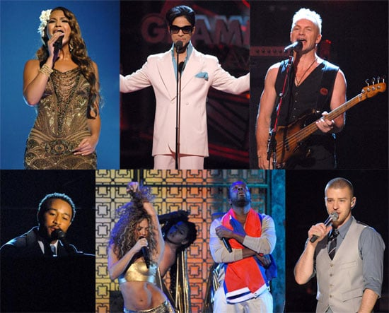 The Grammys - A Little Bit Country, A Little Bit Rock n' Roll and R&B