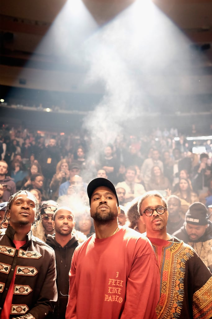 """Kanye West Reveals the Only Reason He """"Came to Paris Fashion"""""""