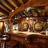 Inside the Green Dragon Inn, you can enjoy a complimentary drink at the end of the tour. And don't worry: the pub is people-sized, so you won't have to duck the whole time.