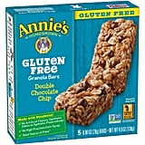 Annie's Homegrown Gluten Free Double Chocolate Chip Granola Bars