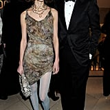 November 2008: British Fashion Awards