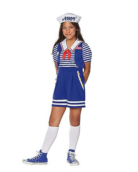 Kids Robin Scoops Ahoy Costume From Stranger Things