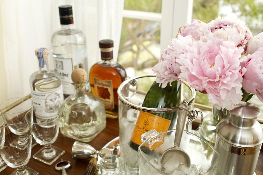 Cocktail Glassware Types